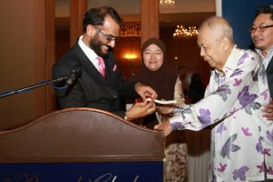 Tan Sri Ani Arope & Dato Dr Gender