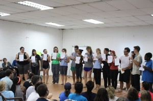 ETAs Presenting English Camp Ideas III